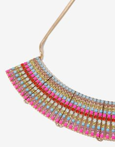 STRAND NECKLACE IN SHINY GOLDEN COLOURS - Woman - New this week - ZARA United States
