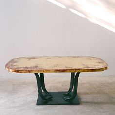 Fourgere Dining Table   Alexander Lamont