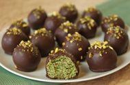 Pistachio Marzipan Recipe - How to Make Pistachio Marzipan - Marzipan Candy Recipes