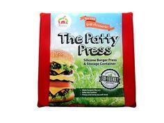 Burger Press The Patty Press Silicone Stuffed Hamburger Patty