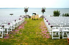 Gordon Lodge. Baileys Harbor, WI, Door County. #wedding #dc #doorcounty #bride #outdoor #water