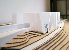 architecture model by Atelier 13, via Flickr