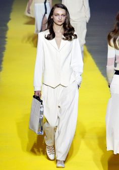 Sonia Rykiel Spring 2012 – Vogue Daga Ziober (ELITE)