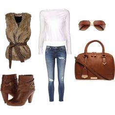 Viete ako kombinovať kožušinovú vestu? http://wink.sk/beauty/fashion/viete-ako-kombinovat-kozusinovu-vestu.aspx
