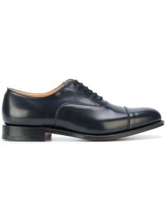 CHURCH'S Lace-Up Shoes. #churchs #shoes #flats