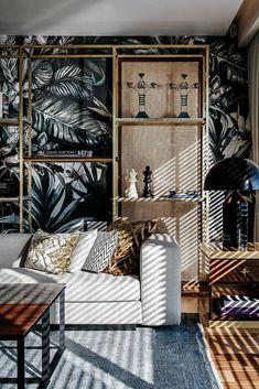 escape from sofa, istanbul, interiors, bianco,grigio, nero, oro, legno, oro, tessuti, khalkedon pentahouse, +deco blog, elena giavarini