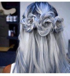 Gorgeous hair roses