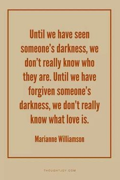 forgiveness quotes | Christ like Love l darkness l acceptance l friendship l loyalty