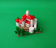 Castle Trakoscan - 1 | by monsinjor - Lego MOCs