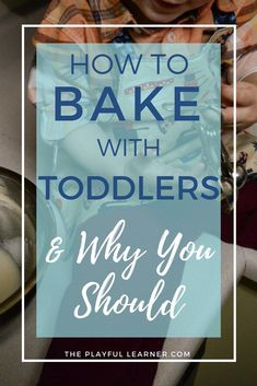 Baking with toddlers doesn't have to be scary! I've baked with classrooms of young children, and now I bake with my toddler all the time. Here are 8 tips and tricks I've learned, and 7 reasons why you should bake with your toddler! Toddler Play, Toddler Snacks, Toddler Learning, Baby Play, Toddler Stuff, Montessori Toddler, Parenting Toddlers, Parenting Advice, Parenting Classes