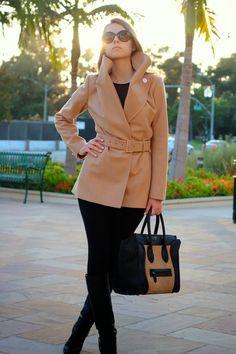 LA by Diana: One Coat - Three Ways