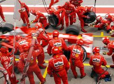 "@BuildSuperTeams ""Ferrari is the myth of Formula 1. The tradition, the soul, the passion."" Ayrton Senna"