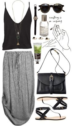 Magnificent Polyvore Outfits For The Summer