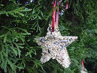 Homemade Mamas: Day 4 - Birdseed Ornaments