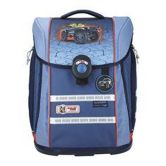 NR 203 Schultüte Ranger Auto aus Stoff wird zu diesem Schulranzen getragen..... am ersten Schultag:))