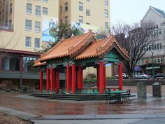 Pavilion at Hing Hay Park, International District, Seattle, WA-ourtravelpics.com