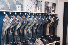 Denham store, Tokyo – Japan » Retail Design Blog