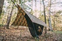 Billedresultat for hammock with tarp
