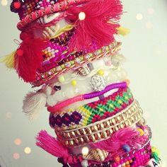 Ibiza bracelet #armcandy #ohsohip