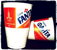 Fanta cups from Olympics'80 http://upakovano.ru/news/470306