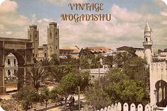 Main Square of Modadi #Moqdishu