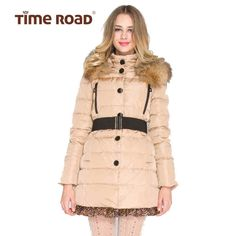 Time RoaD/汤米诺冬季长款羽绒服修身保暖T15421131845B-tmall.com天猫