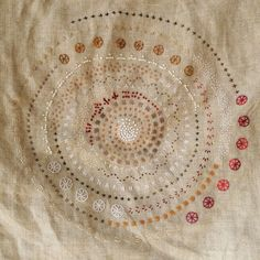 Hand Embroidery and Its Types - Embroidery Patterns Embroidery Sampler, Hand Embroidery Stitches, Hand Embroidery Designs, Embroidery Techniques, Embroidery Art, Broderie Anglaise Fabric, Diy Broderie, Techniques Couture, Art Techniques