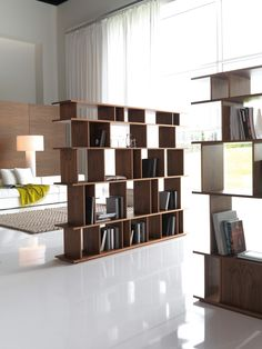 Loft Bookcase by Cattelan Italia