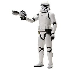 "Star Wars VII - 18"" First Order Stormtopper"