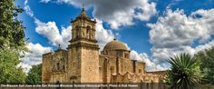 NPCA is advocating to make the San Antonio Missions a UNESCO World Heritage site--check out our blog to see what we're up against.