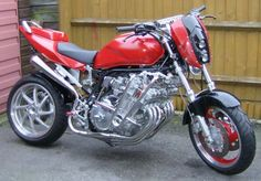 Maybe it's time to pull the CBX out...