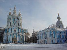 Smolni, Saint Petersburg   Russia (by RV.AB2C)