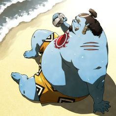 Jinbei from One Piece