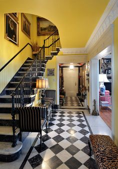 Saint Louis Penthouse traditional-entry