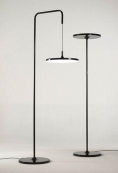 See this stunning floor lamps for your next projects! | www.delightfull.eu #delightfull #uniquelamps #floorlamps #livingroomlighting