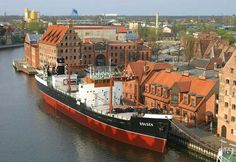#Gdansk - the city of museums, #Soldek