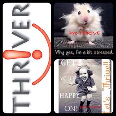 Get rid of that stress and get your happy back! Come THRIVE with me. www.shannaross.le-vel.com
