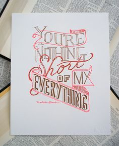Letterpress Cards and Prints by Almanac Industries via Oh So Beautiful Paper (6)