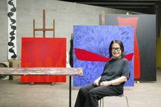 Tomie Ohtake : Conheça suas Obras!    por Carol Velloso | Moda Sem Limites       - http://modatrade.com.br/tomie-ohtake-conhe-a-suas-obras