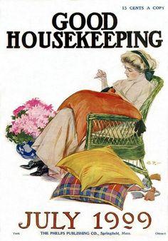1909 - Good Housekeeping by clotho98, via Flickr
