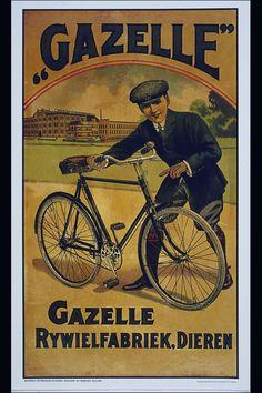 Cartel de Gazelle