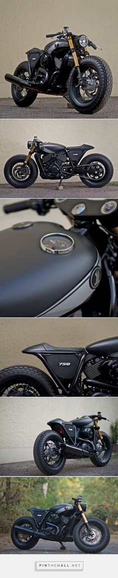 The world's first custom Harley-Davidson Street | Bike EXIF - created via http://pinthemall.net