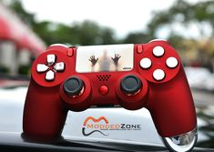 ModdedZone - Custom Modded Controllers for Xbox One, Xbox One Elite, and Nintedo Switch - ModdedZone Ps4 Controller Custom, Xbox One Controller, Ps4 Mods, Custom Consoles, Mundo Dos Games, Ps4 Games, Games Consoles, Gaming Station, Home Workout Equipment