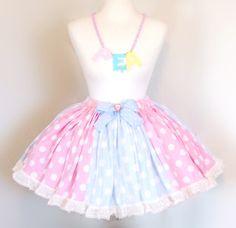 I-Just-Became-a-Magical-Girl Skirt $74
