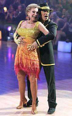 Dancing With the Stars' judge slams Cloris Leachman - NY Daily News