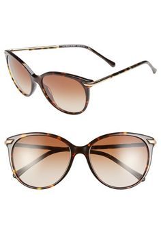Burberry+58mm+Sunglasses+available+at+#Nordstrom