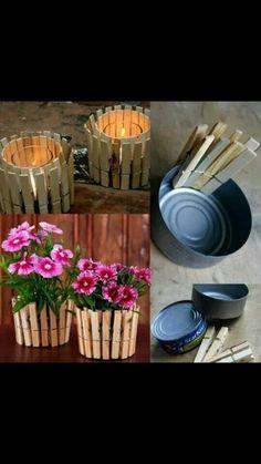Ideas para decorar reciclando. Â¡No tires nada!
