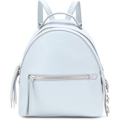 Fendi By the Way Mini Leather Backpack ( 2,200) ❤ liked on Polyvore  featuring bags a59e3f6a4d