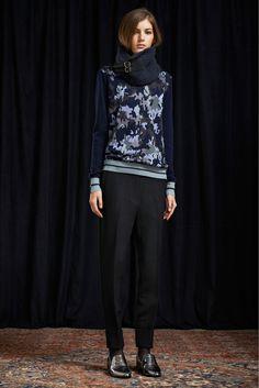 3.1 Phillip Lim Pre-Fall 2013 Fashion Show - Valery Kaufman