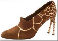 Zapatos Raros y Locos